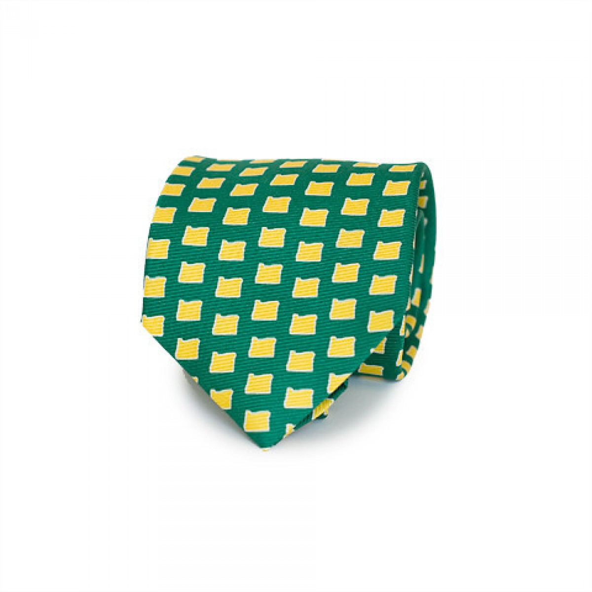 Green OR Gameday Tie